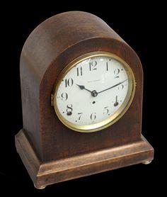 Antique Clock Repair, Service & Restoration – Clock Service & Repair in Fort Wayne, IN Antique Clock Repair, Antique Clocks, White Enamel, Restoration, Brass, America, Watches, Crystals, Antiques