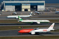 TNT Airways Boeing 777 freighter