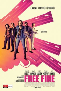 Return to the main poster page for Free Fire (#18 of 28)