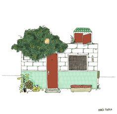 Ilustración María Puerta
