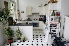 Bohemian Homes: Studio kitchen
