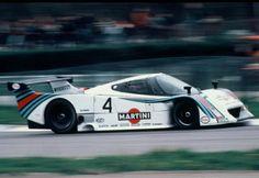 Martini Racing Lancia LC2 Grup C