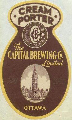 Cream Porter by Thomas Fisher Rare Book Library, via Flickr