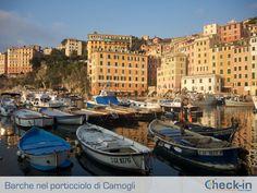 Porticciolo di Camogli, #Liguria