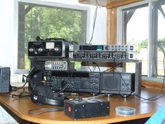 DELARA Amateur Radio Field Day - Radios Radios, Radio Amateur, Ham Radio Equipment, Ham Radio Operator, Field Day, Electronic Devices, Survival Prepping, Exotic Cars, Geeks