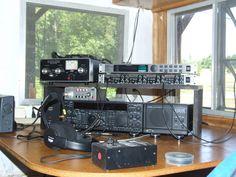 DELARA Amateur Radio Field Day - Radios