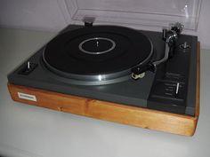Turntable Pioneer PL-112D plinth custom