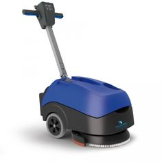 With 45–60 minutes of run time an interchangeable battery pack and 5-gallon solution capacity, the TTB 516 is the professional choice in compact auto-scrubbers. $2650.00/Each #autoscrubber #floorscrubber #nacecare