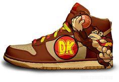 Nike Donkey kongs. Pretty sure I want these.