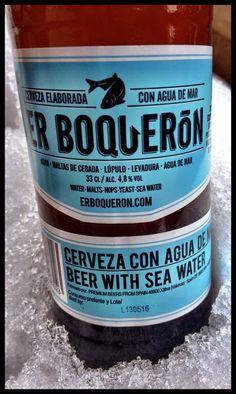 El Alma del Vino.: Cervezas : Cerveza Er Boquerón.