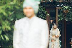 [Wedding] - Metropolitan Pavilion in New York, NY - Ben Lau Pavilion Wedding, Wedding Mandap, Wedding Dresses, Chelsea Nyc, Wedding First Look, Colored Smoke, Charming Man, Celebrity Weddings, York