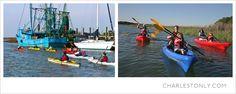 Summer Fun on the Water | Charleston, S.C. | Charlestonly.com