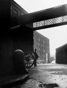 The London Docks, 1934 Wolfgang Suschitzky   A-Z of Photographers   The Photographers' Gallery