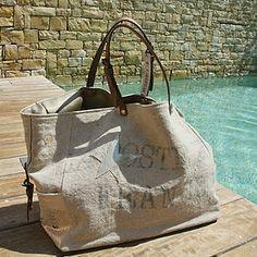 Découvrez la nouvelle collection de sac en toile pour femme. De l'original à la tendance, vous trouverez votre bonheur Made in France