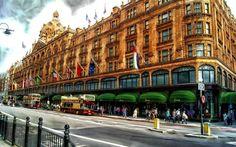 Fem härliga brittiska shoppingturer som verkligen är värda resan