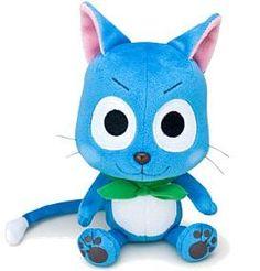 Fairy Tail - Happy Plush; I WANT IT!!!!