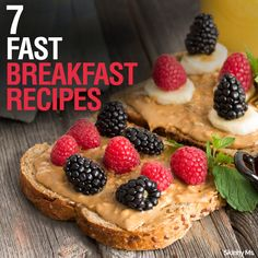 7 Fast Breakfast Recipes
