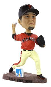 Ryan Vogelsong Bobblehead Saturday, June 22nd 1st 40,000  #SFGiants fans