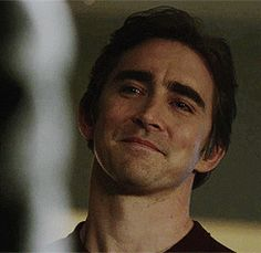 Joe Macmillan  Lee Pace