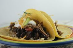 In the Kitchen with Jenny: Crock Pot Chipotle Beef Barbacoa @inkitchenwjenny
