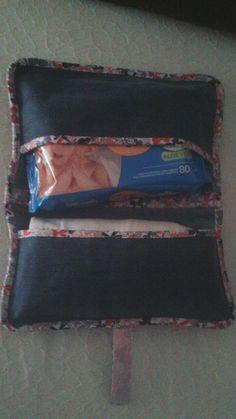 Bolsa para pañales y toallitas