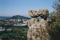 Tourisme en Haute-Saône - Le sabot de Frotey et Vesoul