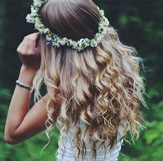 #curls #girl #girly #hair #pretty #Prom #tumblr