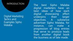 Does Digital Marketing Work For All Businesses ~ Sipho Malaba Blog Entry, Effort, Digital Marketing, Advertising, Business, Store, Business Illustration