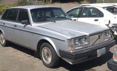 1983 Volvo 240 Diesel - Very Rare - Restoration Project - 244, 245, 300TD, 240D, image 1