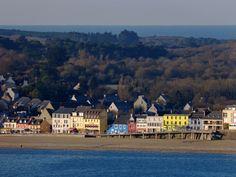Finistère : presqu'ïle de Crozon : plage de Morgat - http://www.presqu-ile-de-crozon.com/crozon-morgat/001-photo-plage-de-morgat-crozon-001.php