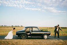 ***Elodie & Pierre*** Lovely day... Notre jolie mariée dans la robe Clémentine !  Un vrai bonheur <3 Photographe Flo Moncenis Photography