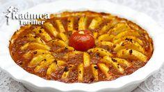 Fırında Kıymalı Patates Dizmesi Tarifi | Kadınca Tarifler | Kolay ve Nefis Yemek Tarifleri Sitesi - Oktay Usta