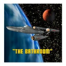 Floating Hibiscus3 Shower Curtain. Bathroom Shower CurtainsBathroom ShowersStar  Trek ...