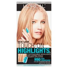 L'Oreal Paris Touch on Highlights Customizable Highlights, Beige