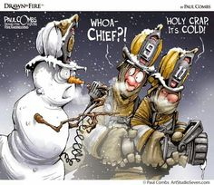 Cold Weather Firefighting