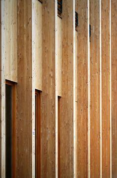 BQ+A Quirot/Vichard/Lenoble/Patrono architectes · Collège Lumière · Divisare