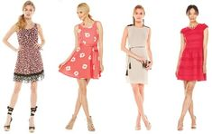 Spring Fashion Trends for Women.