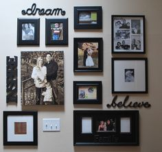 like the blog says, home is where you make it. (remember – no matter what layout you choose for your family gallery, it's going to be great!)