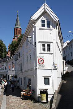 Tvedestrand, southern Norway