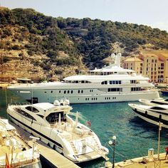 Fashion Glamour Style Luxury - Super Yacht - Seatech Marine Products & Daily Watermakers