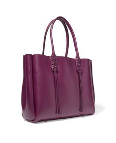 Tote bag color uva_Lanvin