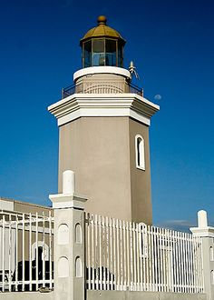 Lighthouse in Cabo Rojo, Puerto Rico