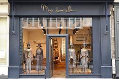 Mes Demoiselles... Paris • Boutique 21 rue Saint-Sulpice 75006 Paris #mesdemoiselles #mesdemoisellesparis #saintsulpice #shop #vitrine