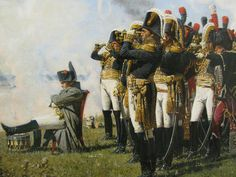'Napoleon at the Borodino Heights' by VV Vereshchagin, 1897. (Museum of Patriotic War of 1812, Moscow.)
