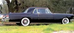 1965 Lincoln Mark 2