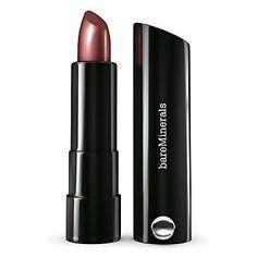 Bare Minerals mini Marvelous Moxie lipstick in Get Ready .05 oz NIB Swap only