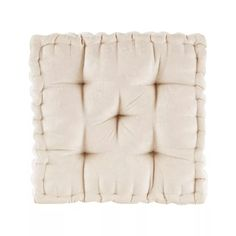 "Ivory Square Floor Pillow Cushion (20""x20"") : Target"