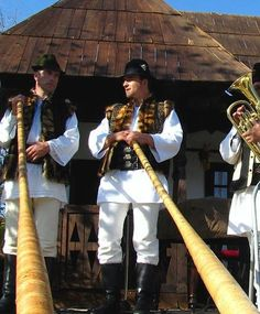 Romanian people National folk clothing (part Romanian Men, Romanian People, African American Fashion, Folk Clothing, American Country, Character Outfits, Japanese Culture, Countries Of The World, Traditional Outfits