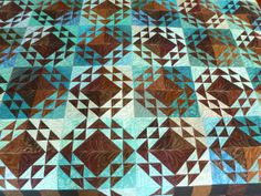quilting studio | pieced by patti vincent quilted by rose flannigan