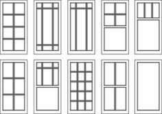 diy muntin  for Project Red Door  sc 1 st  Pinterest & DIY Window Muntins | Interior Design to Try | Pinterest | Window ...